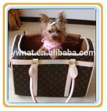 Wholesale cute pet carrier portable foldable pet bag dog bag