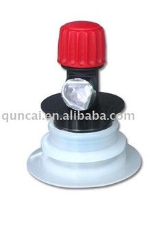 plug valves of bag in box,Vertical Spiral (long), wine bag tap