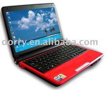 WINDOWS 7, .Intel Atom D2500 1.8GHZ ,10inch laptops
