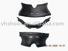 305 Hot sale hard PU helmet protective pad/accessory
