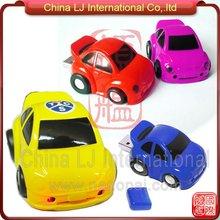 customize mini car usb flash drive, mini cute car usb pen drive