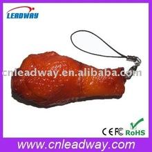 2013 Tempting Chicken leg meat food USB jump drives