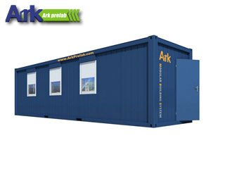 30ft Container house as office container