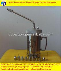 Portable Liquid Nitrogen Gun