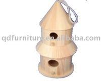 Decorative wooden Bird Houses