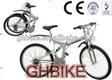 26inch suspention 21S folding mountain bike