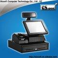 Nt-380a tpv táctil/caja registradora electrónica/pos dispositivo/lcd monitor del tacto