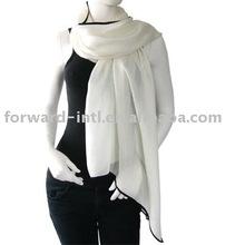 ladies' cashmere/wool scarf