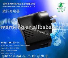 AU plug usb power charger