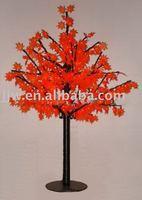 Red Maple tree led light LED Christmas light
