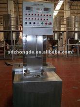 Beer keg washing&filling unity machine