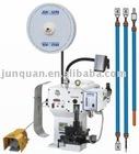 SATC-20B Semi-automatic wire strip and terminal crimping machine