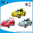 Popular 3 colors rc kids ride on car