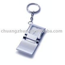 Fashion Metal Clock Keychain/Key Holder