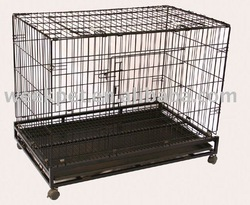 Metal Collapsible Dog Cage