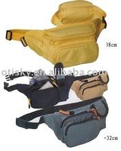 Polyester hip pack waist bag belt bag