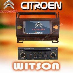 WITSON CITROEN C4/C-Quatre/C-Triumph Car DVD Player with 7 inch screen
