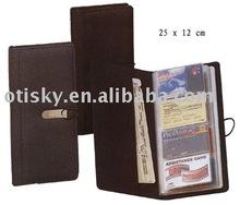 High quality polyester holder cards bag