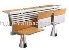 University school desk and chair TC-912 Middle row