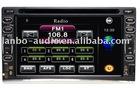 7'' car dvd player with mp3 radio ,GPS ,Bluetooth,TV