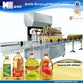 Vegetales de llenado de aceite de la máquina / Olive Line Producción