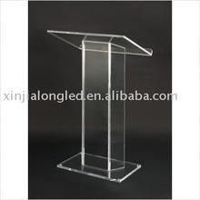 durable and elegant acrylic lecterns acrylic podium acrylic pulpit