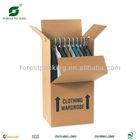 wardrobe corrugated moving box
