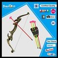 nuevo producto de los niños de juguetes de plástico arco de flecha de ballesta