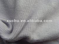 For T-shirt Tube rib Cotton rib 1x1 rib knit fabric