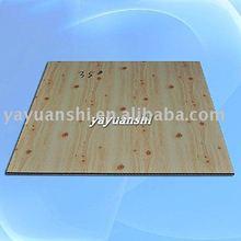 wooden design pvc ceiling