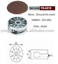 zinc alloy barrel fastener/furniture hardware