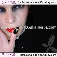 Modern poster nail art