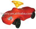 De plástico de juguete del coche, de plástico de juguete del coche, golpe del coche del molde