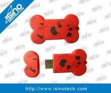 Dog Tag USB, Bone Shape Flash Drive