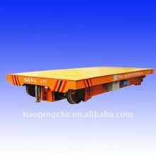 KPD-40 TONS electric flat railway wagon