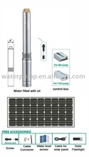 solar panel and solar energy product