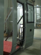ER300 Electrical Rotary bus Door System/mechanism