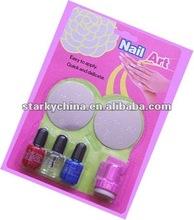 Estampage kit nail art, nail art imprimante, timbre et scrapper ensemble