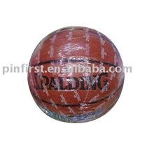 New Basketball Cowskin Spalding Outdoor
