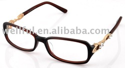 2012 Good quality new fashion acetate glasses frames
