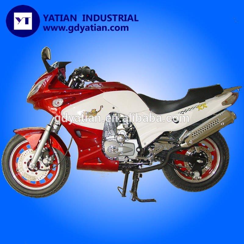 EEC KA150-7 150CC 200CC 250 CC front/rear double disc Motorcycle