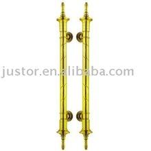 glass door brass handle, glass door handle