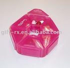 plastic 7 days pill box