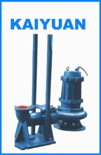 Automatic No-clogged Submersible water pump