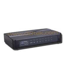 DBL 4-FXS Port SIP/H.323 Speech quality ensured VoIP Gateway (HT-842R)