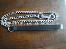 new fashion dog chains