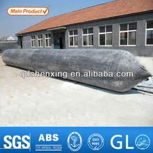Heavy lifting marine air bag with CCS guarantee