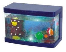 plastic jellyfish aquarium