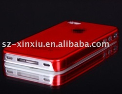 Hot Sale high quality material polycarbonate crystal clear back case