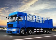 SHACMAN 8 *4 heavy cargo truck